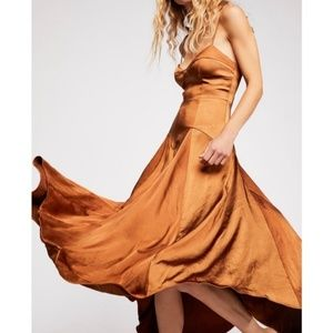 NWT Free People x Fame And Partners Dea Dress